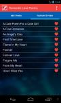 Heart Touching Romantic Poems screenshot 3/5