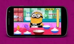 Minion Cooking Pancakes screenshot 2/4