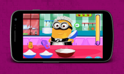 Minion Cooking Pancakes screenshot 4/4