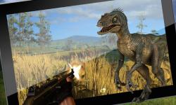 Wild Dino VS Deadly Hunter 3D screenshot 5/5