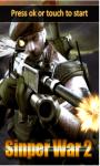 Sniper War 2-free screenshot 1/1