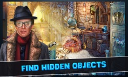 Mystery Garage Hidden Object screenshot 1/5
