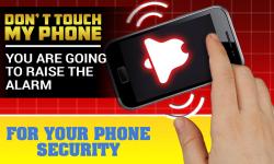 Phone Anti theft Alarm screenshot 1/4