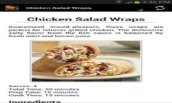 Easy Healthy Chicken Recipes screenshot 4/6