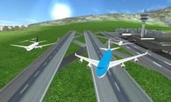 Airplane Flying Flight Pilot screenshot 5/6