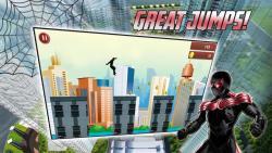 Spider Avenger Dash top screenshot 3/4