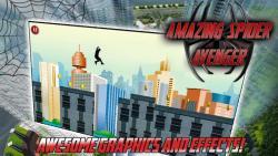 Spider Avenger Dash top screenshot 4/4