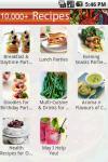 10000 Recipes screenshot 2/6