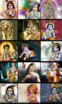 Lord Krishna Wallpapers app screenshot 1/3