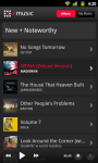 eMusic Android screenshot 5/6