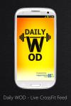 Daily WOD - Live CrossFit Feed screenshot 1/6