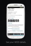 Daily WOD - Live CrossFit Feed screenshot 5/6