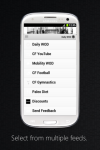 Daily WOD - Live CrossFit Feed screenshot 6/6