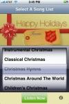 The Salvation Army Christmas Music screenshot 1/1