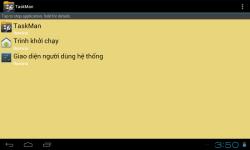 Easy Task Manager screenshot 1/6
