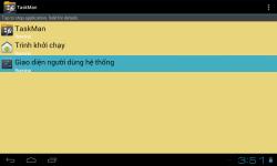 Easy Task Manager screenshot 2/6