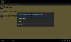 Easy Task Manager screenshot 3/6