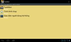 Easy Task Manager screenshot 4/6