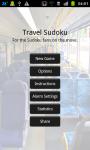 Travel Sudoku screenshot 1/6