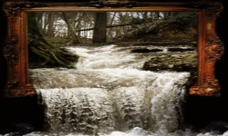Image Waterfall Live Wallpaper screenshot 2/3