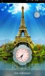 Eiffel Tower Prague Saint Basil  alarm Clock screenshot 3/4
