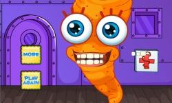 Cartoon Carrot Dentist screenshot 1/3