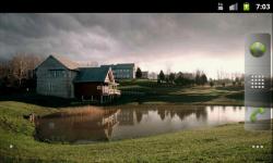 Beautiful Landscapes - Live Wallpaper screenshot 2/3