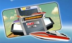 Jet Motor Boat screenshot 1/4