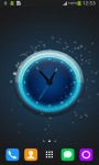 Luminous Clock Live Wallpaper screenshot 1/6