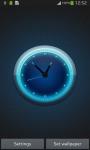 Luminous Clock Live Wallpaper screenshot 2/6