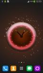 Luminous Clock Live Wallpaper screenshot 5/6