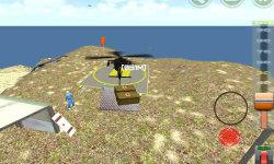 Gunship Carrier Helicopter 3D screenshot 3/6