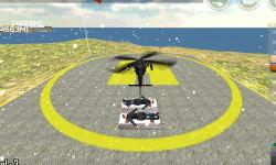Gunship Carrier Helicopter 3D screenshot 5/6