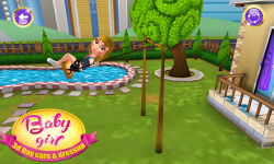 Baby Girl 3D Daycare And Dressup screenshot 2/6