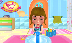 Baby Girl 3D Daycare And Dressup screenshot 4/6