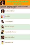 Bollywood Beautiful Queens screenshot 2/3