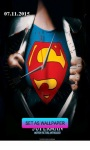 Superman-Clock Live Wallpaper screenshot 4/4