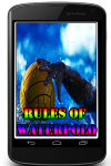 Rules of Waterpolo screenshot 1/3
