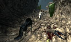 Monster Dog Simulator 3D screenshot 3/6