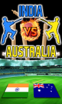 India vs Australia - Android screenshot 1/4