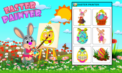 Easter Painter - Android screenshot 2/4