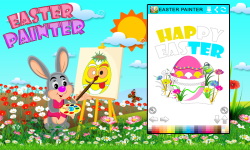 Easter Painter - Android screenshot 3/4