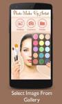 Makeup App screenshot 1/4