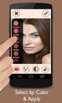 Makeup App screenshot 2/4