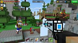 Pixel Gun 3D Pocket Edition private screenshot 3/6