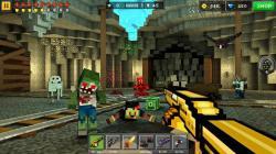 Pixel Gun 3D Pocket Edition private screenshot 5/6