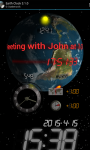 Earth Clock Lite - Alarm Clock screenshot 1/6
