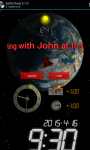 Earth Clock Lite - Alarm Clock screenshot 4/6
