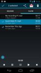 Easy Voice Recorder screenshot 3/5