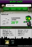 Weather Zombie screenshot 1/1